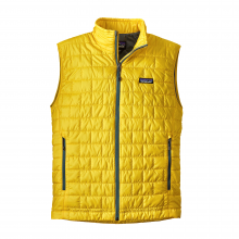 Men's Nano Puff Vest by Patagonia in Charlotte Nc