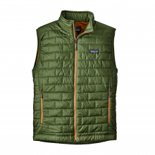 Men's Nano Puff Vest by Patagonia in Cody Wy