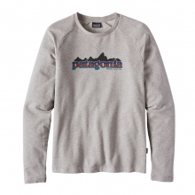 Men's Nightfall Fitz Roy Lightweight Crew Sweatshirt by Patagonia