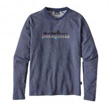 Men's Nightfall Fitz Roy Lightweight Crew Sweatshirt by Patagonia