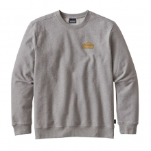 Men's Range Station MW Crew Sweatshirt by Patagonia