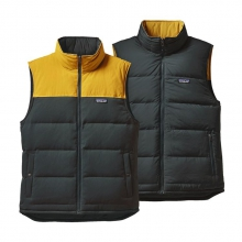 Men's Reversible Bivy Down Vest by Patagonia in Portland Or