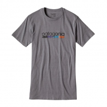 Men's Sidewalk Tiki Cotton/Poly T-Shirt by Patagonia