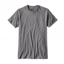 Men's Split-It-Yourself Cotton/Poly T-Shirt by Patagonia in Tarzana Ca
