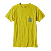 Men's Window Racer Cotton/Poly Pocket T-Shirt
