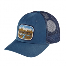 Pointed West Trucker Hat