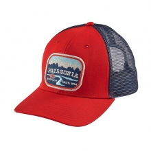 Pointed West Trucker Hat by Patagonia in Cohasset Mn