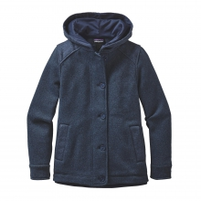 Women's Better Sweater Icelandic Jacket by Patagonia in Wakefield Ri