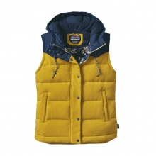 Women's Bivy Hooded Vest by Patagonia in Wakefield Ri
