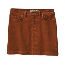 Women's Corduroy Skirt