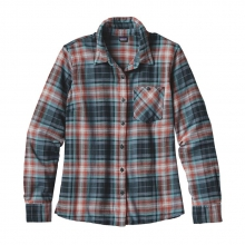 Women's Heywood Flannel Shirt by Patagonia