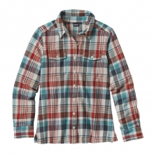 Women's L/S Fjord Flannel Shirt by Patagonia in Columbia Sc