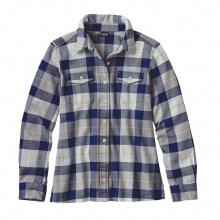 Women's L/S Fjord Flannel Shirt by Patagonia in Truckee Ca
