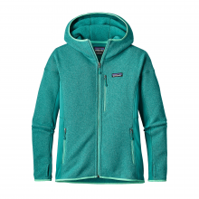 Women's Performance Better Sweater Hoody by Patagonia in Wakefield Ri