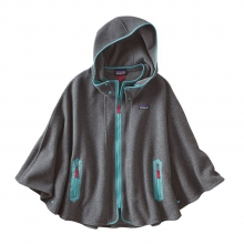Women's Lightweight Synchilla Poncho by Patagonia in Tuscaloosa Al
