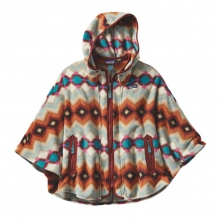Women's Lightweight Synchilla Poncho by Patagonia in Sylva Nc