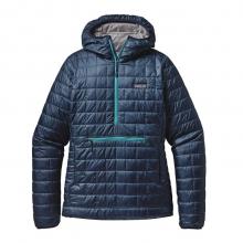 Women's Nano Puff Bivy Pullover by Patagonia