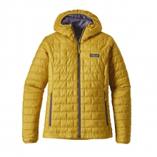 Women's Nano Puff Hoody by Patagonia in Lewiston Id