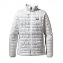 Women's Nano Puff Jacket by Patagonia in Durango Co