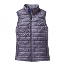 Women's Nano Puff Vest by Patagonia in Ponderay Id