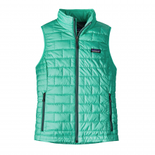 Women's Nano Puff Vest by Patagonia in Lubbock Tx