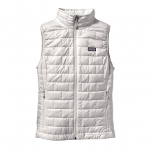 Women's Nano Puff Vest by Patagonia in Missoula Mt