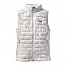 Women's Nano Puff Vest by Patagonia in Durango Co