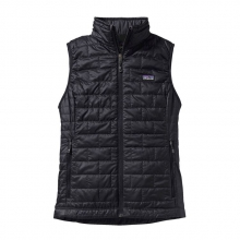 Women's Nano Puff Vest by Patagonia in Boulder Co