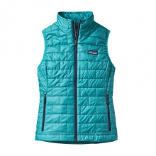 Women's Nano Puff Vest by Patagonia in Oro Valley Az