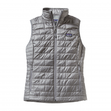 Women's Nano Puff Vest by Patagonia in Harrisonburg Va