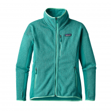 Women's Performance Better Sweater Jacket by Patagonia in Wakefield Ri