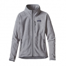 Women's Performance Better Sweater Jacket by Patagonia in Cohasset Mn