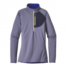 Women's Thermal Speedwork Zip Neck