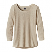 Women's Waffle Pullover