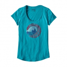 Women's Window Racer Cotton/Poly Scoop Neck T-Shirt by Patagonia