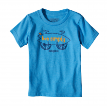 Baby Graphic Cotton/Poly T-Shirt by Patagonia in Okemos Mi