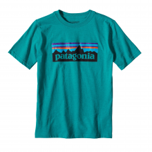 Boys' P-6 Logo Cotton/Poly T-Shirt