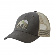 Eat Local Upstream LoPro Trucker Hat by Patagonia