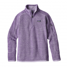 Girls' Better Sweater 1/4 Zip by Patagonia