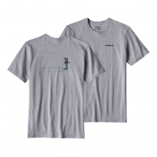 Men's Casting Cotton/Poly Responsibili-Tee by Patagonia