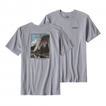 Men's El Cap Classic Cotton/Poly Responsibili-Tee by Patagonia