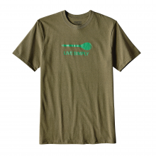 Men's Live Simply Spork Cotton/Poly Responsibili-Tee by Patagonia in Uncasville Ct