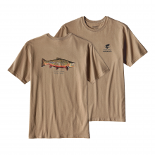 Men's World Trout Rio Tigre Cotton T-Shirt by Patagonia