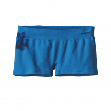 Women's Active Mesh Boy Shorts