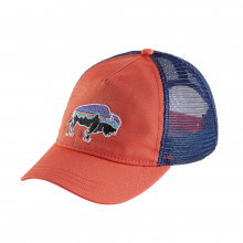 Women's Fitz Roy Bison Layback Trucker Hat by Patagonia