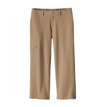 Women's Happy Hike Cropped Pants by Patagonia