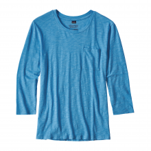 Women's Mainstay 3/4 Sleeved Top by Patagonia