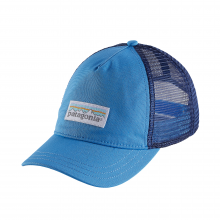 Women's Pastel P-6 Label Layback Trucker Hat by Patagonia in Oro Valley Az