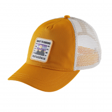 Women's Ridge Rise Patch Layback Trucker Hat by Patagonia in Oro Valley Az