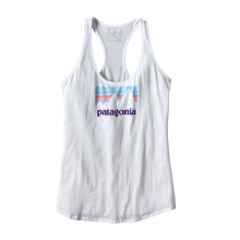 Women's Shop Sticker Cotton Tank